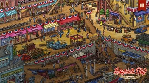 《迷宫大侦探》6月22日于Steam平台发布