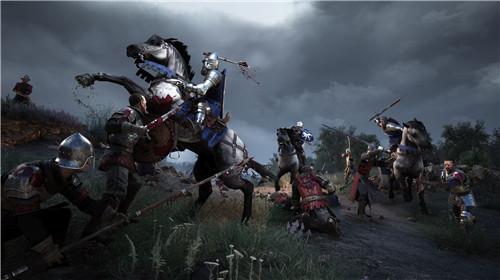 中世纪《骑士精神2》正式解锁 64名玩家大混战