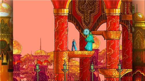 手绘风冒险游戏《Existensis》现已在Steam推出