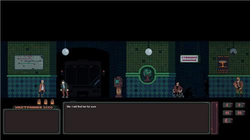 赛博朋克点击冒险游戏《重生》现已支持中文
