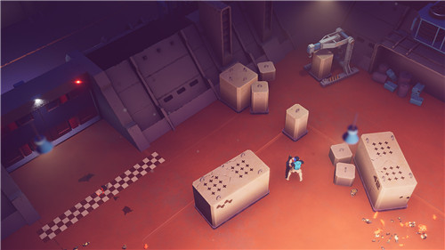 策略肉鸽射击游戏《合成人2》11月11日抢鲜体验