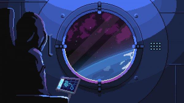像素赛博朋克风《VirtuaVerse》10月28日登陆主机