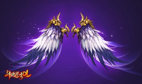 颇具灵性的斗皇羽翼