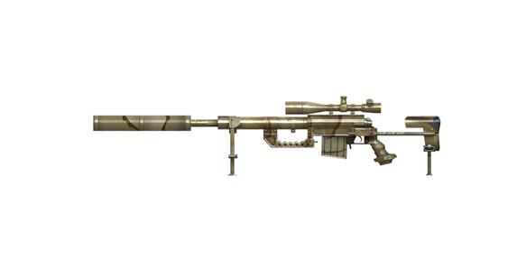 cf2月新版本全新狙击枪 cheytac m200