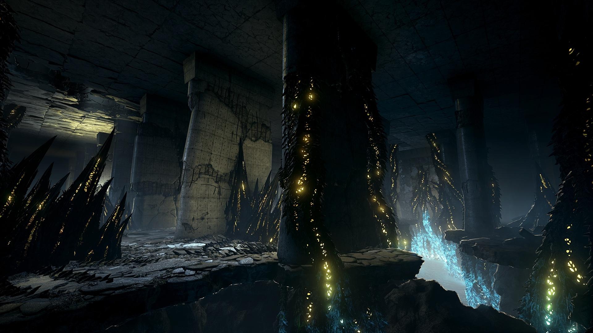 CODEVEIN全新截图放出 噬神者团队新作