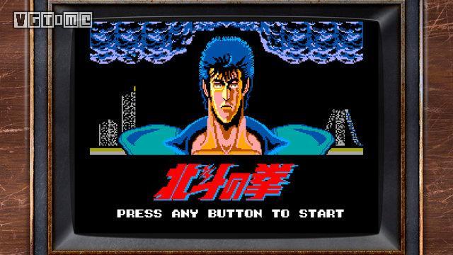 人中北斗中文版同步发售确定 游戏内可玩北斗神拳