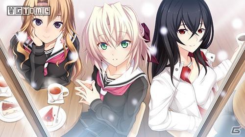 秋之回忆无垢少女发售日确定 明年3月29日上市