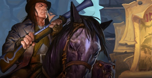 炉石传说全新冒险模式 怪物狩猎27日开放