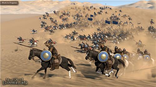 《骑马与砍杀2》中国销量占比前两名 未来会加入海上战斗