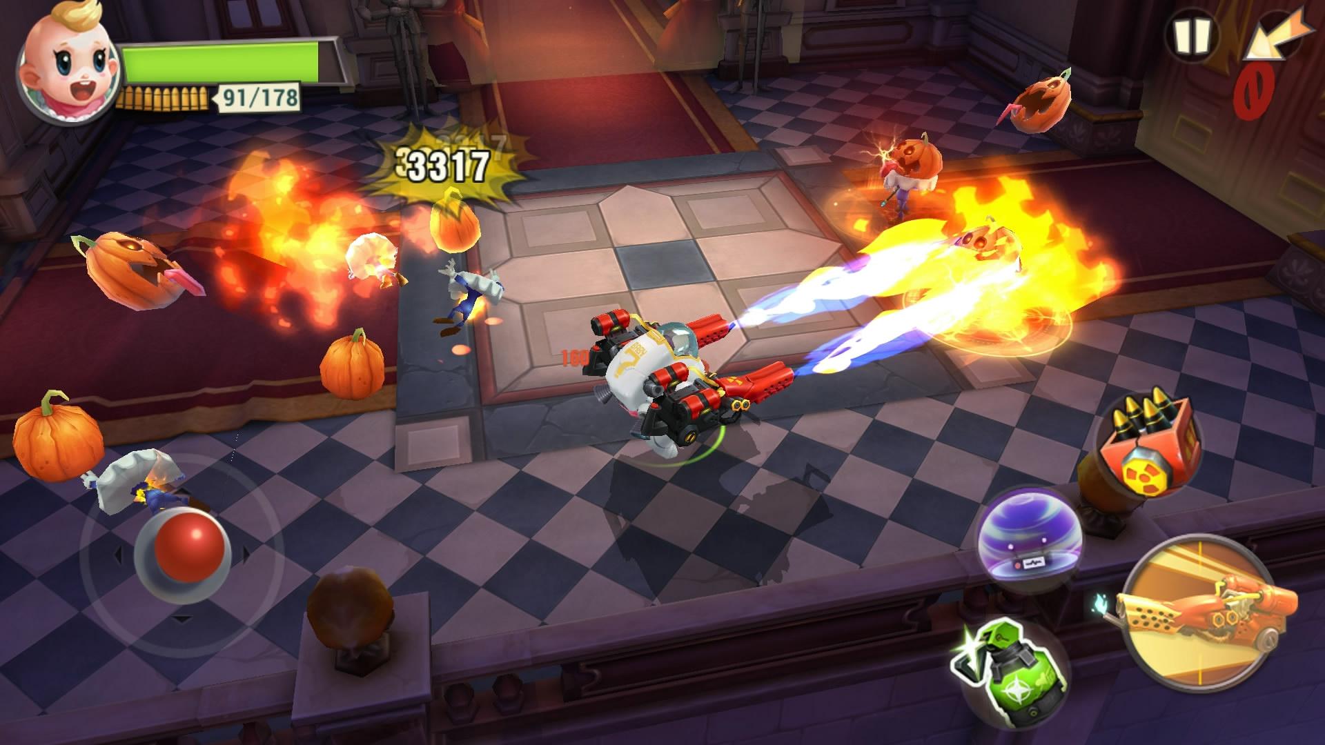 9哈利-火焰喷射