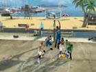 NBA2K Online内线背打脚步街球实战应用