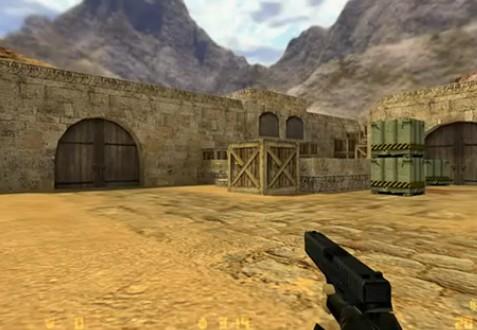 从de_dust2看CS的画面改革