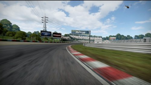 《极品飞车》游戏截图8