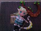 龙之谷玩家自制可爱弓箭 非常卡哇伊