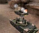 逆战坦克战 特种装甲师小道训练赛