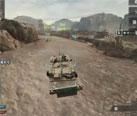 逆战坦克视频 坦克新玩法之碰碰车