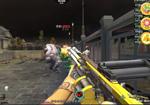 逆战飓风之龙卡无限龙炎弹 僵尸猎场