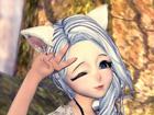 灵族女捏脸分享 新造型萝莉玩转萌系风范