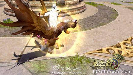 龙之谷新版本前瞻新增狮鹫坐骑一览图