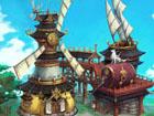 斗仙概念原画欣赏 多姿多彩游戏世界