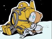 神探苍的秘境挑战 机器惊鸿一钩瞬秒队友