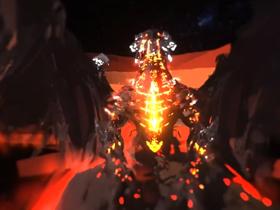 你前所未见的VR视频:玩家绘制魔兽立体死亡之翼