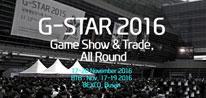 Gstar2016游戏展 年度韩游盛宴