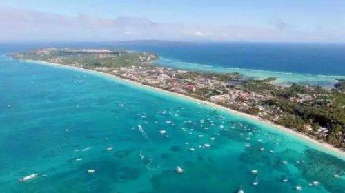"""""""菲""""游不可:菲律宾长滩岛首部VR旅游片"""