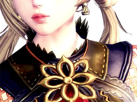 明珠点绛唇 剑灵靓丽天女为你演绎极致美颜