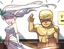 盲僧化身按摩老哥偷看妹子 惨遭提莫揭穿
