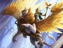 魔兽官推分享:十二职业坐骑精美画作壁纸