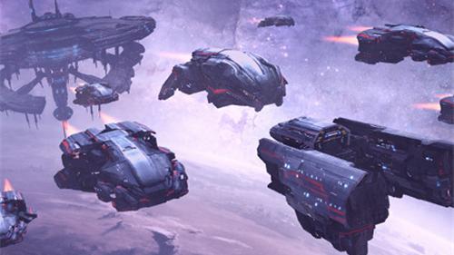 全新维咔战舰即将登场 《星盟冲突》新内容介绍
