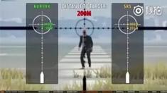 新版本八倍镜隐藏瞄准方法 附98K和SKS教学