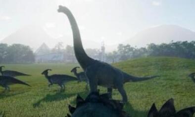 侏罗纪世界进化部门任务攻略